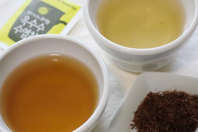 とうもろこしのひげ茶