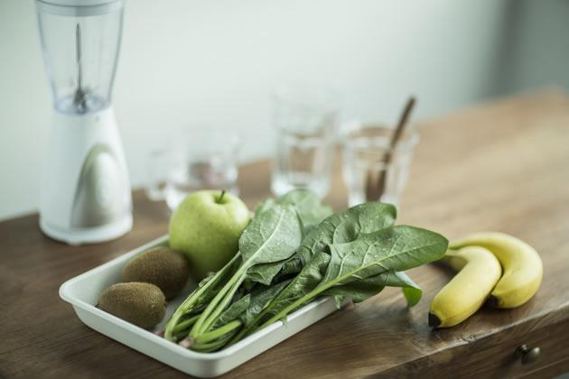 野菜のスムージー