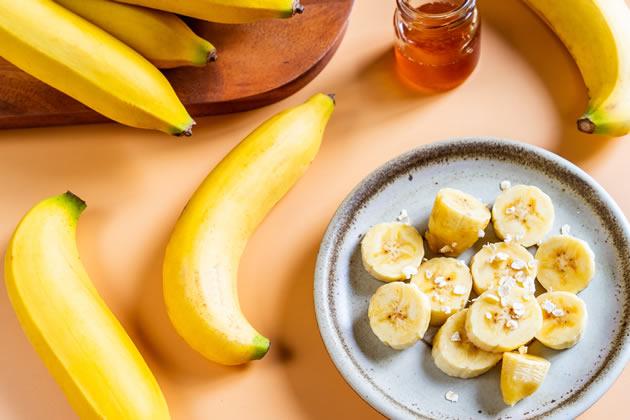 セロトニン食材・バナナ