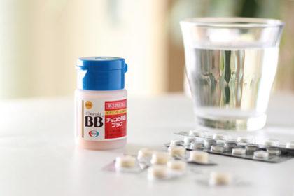 ビタミン錠剤